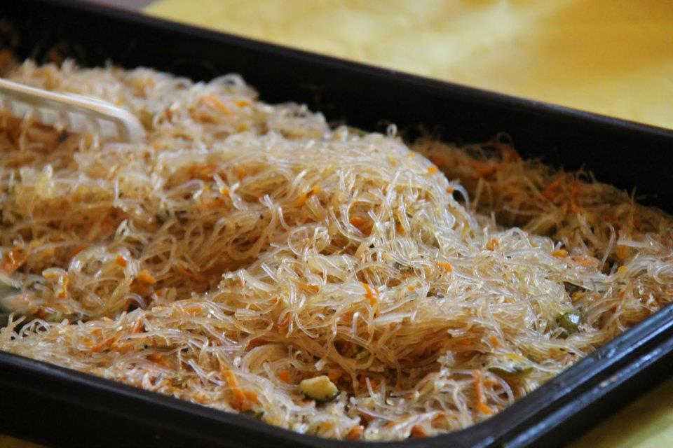 Spaghettini di Soia